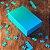 Gradient Puzzle - 500 peças (Green/Blue) - Imagem 1