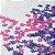 Gradient Puzzle - 500 peças (Pink/Blue) - Imagem 2