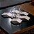 Table tiles (Black/Nude) - Imagem 3