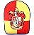 Mochila em Nylon Grifinória (nacional) - Imagem 1