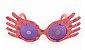 Óculos Oficial Luna Lovegood Spectrespecs por Elope - Imagem 1