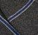 Cardigã gola V Oficial Corvinal - Imagem 2