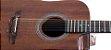 Violão 12 Cordas Rozini RX416 Elétrico com Afinador Natural - Imagem 3