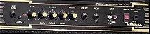 Amplificador Para Guitarra Borne Vorax 1050 50w Rms Preto  - Imagem 3
