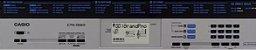 Kit Teclado Digital Casio Ctk1550 Fonte + Suporte E Capa - Imagem 3