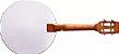 Banjo Rozini Branco Rozini Elétrico Rj11 Grátis Capa Oferta - Imagem 3