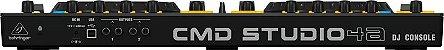 Controlador Behringer DJ CMD STUDIO 4A - Imagem 2