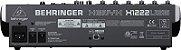 Mesa De Som Behringer  X1222USB Mixer Xenyx  12 Canais - Imagem 3