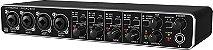 Interface De Áudio Behringer UMC404HD USB - Imagem 15