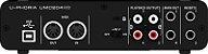 Interface De Áudio Behringer UMC204HD UPHORIA - Imagem 4