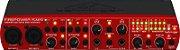 Interface de Áudio Behringer Firepower FCA610 Midas USB - Imagem 1