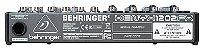 Mesa de Som Mixer Behringer Xenyx 1202FX 12 Canais 110V - Imagem 2