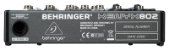 Mesa de Som Mixer Behringer 8 Canais Xenyx 802 110V - Imagem 5