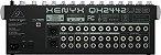Mixer Mesa Com 24 canais Behringer QX2442USB Bivolt - Imagem 3