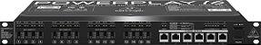 Processador De Sinal Behringer Powerplay P16 Bivolt - Imagem 1
