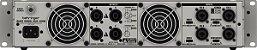 Amplificador de Potência Behringer  Inuke NU4-6000 6000W  220V - Imagem 2