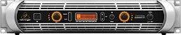 Amplificador de Potência Behringer Inuke DSP NU6000 6000W  DSP 220V - Imagem 1