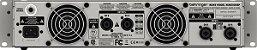 Amplificador de Potência Behringer Inuke DSP NU6000 6000W  DSP 220V - Imagem 2
