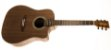 Kit Violão Elétrico Folk Rozini 6 Cutaway Rx315 + Capa Luxo - Imagem 2