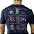 Camiseta JAB Tropical Cocktails Marinho - Imagem 2