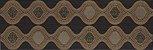 DUNE ITACA GOLD 25X75 CM - Imagem 1