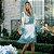 Vestido Midi Estampado Hortênsia Ref.: 103643 - Imagem 4