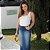 Saia Jeans Midi Gardênia Ref.: 099345 - Imagem 4