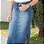 Saia Jeans Midi Gardênia Ref.: 099345 - Imagem 3
