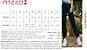 Calça Cigarrete de Sarja Color Aura Roxa REF:037434 - Imagem 5