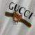 "Camiseta Gucci ""White"" - Imagem 3"