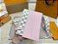 """Card Case Louis Vuitton """"Rose"""" - Imagem 1"""