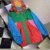 "Casaco Gucci GG Hooded Jacket ""Multicolour"" - Imagem 1"