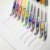 Caneta Gel Pop Gel Neon + Glitter 10 Cores CIS - Imagem 2