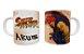 Caneca Street Fighter Akuma - Imagem 1