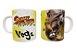 Caneca Street Fighter Vega - Imagem 1
