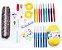 Kit Agulhas de Croche e Acessorios E PomPom - Imagem 2