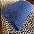 Manta para sofá em Algodão Marinho Nina - Imagem 2