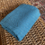 Manta para sofá em Algodão Petróleo Nina - Imagem 3