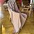 Manta para sofá em Algodão Rosa Nina - Imagem 2