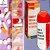 Garrafa com Porta Pílulas 600ml - Cuidar&Hidratar&Refrescar&Vitaminar - Imagem 2