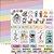 Kit de Papéis - Coleção O Que Me Faz Feliz (Ateliê Craft) - Imagem 4