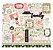 Coleção Botanical Garden - Papel Adesivo Element Sticker ( Carta Bella) - Imagem 1