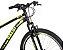 BICICLETA 29 CALOI VELOX V-BRAKE  TAM 17 PRETO/VERDE A20 - Imagem 2