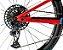 BICICLETA 29 OGGI CATTURA PRO GX 12V AMARELO/VERMELHO TAM 19 2021 - Imagem 4