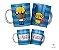 Kit Canecas Homer e Marge Simpsons - Imagem 1