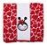Toalha Boquinha Bichinhos Joaninha Vermelha 3 unidades - Bambi  - Imagem 1