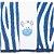 Toalha Boquinha Bichinhos Zebra Azul Marinho 3 unidades - Bambi - Imagem 1