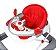 Andador Infantil Para Bebê Regulável Liam Cinza - Galzerano - Imagem 2