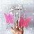 Mochila Butterfly Cristal - Imagem 1