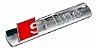 Emblema Audi S Line S-line Cromado para Tampa Traseira Porta-malas - Imagem 2
